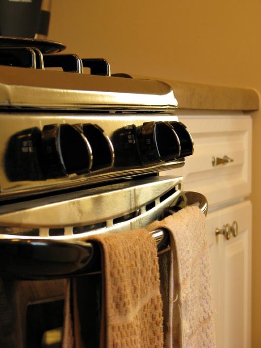 Як очистити духовку