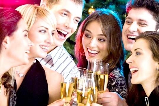 Як відзначіті новий рік з друзями