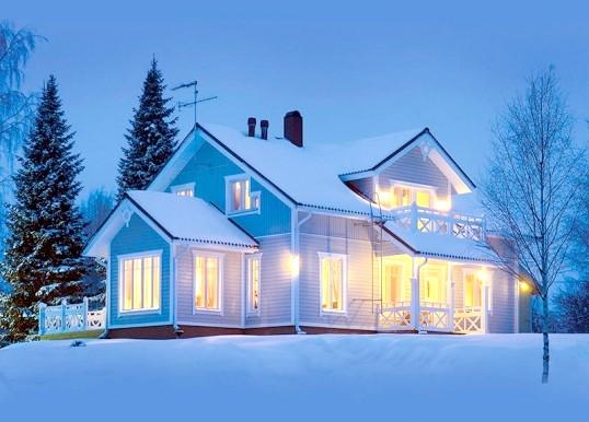 Як зберегти будинок в теплі