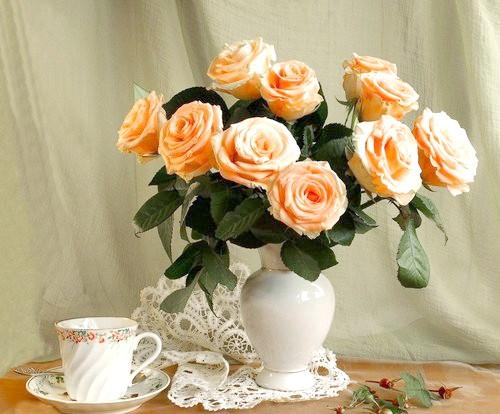 Як Зберегти у вазі троянди