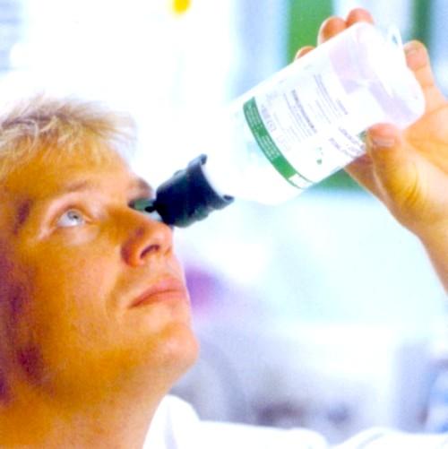 Як очистити очі