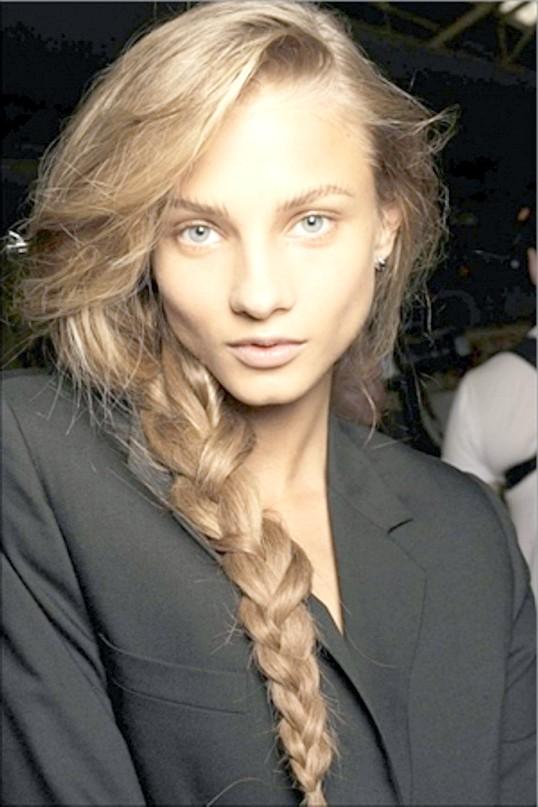 Як красиво зібрати волосся