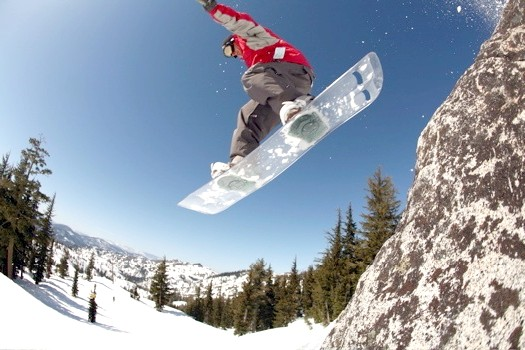 Як підібрати розмір сноуборду
