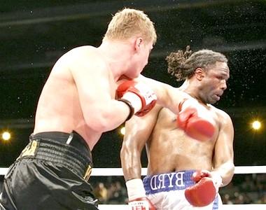 Як поставити удар в боксі