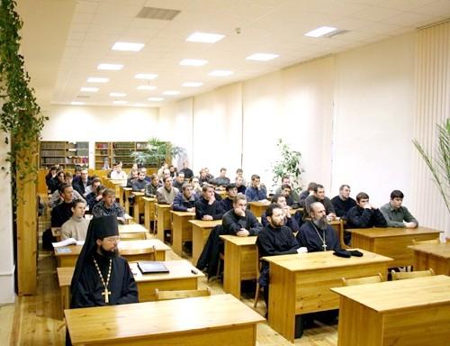 Як вступити до семінарії