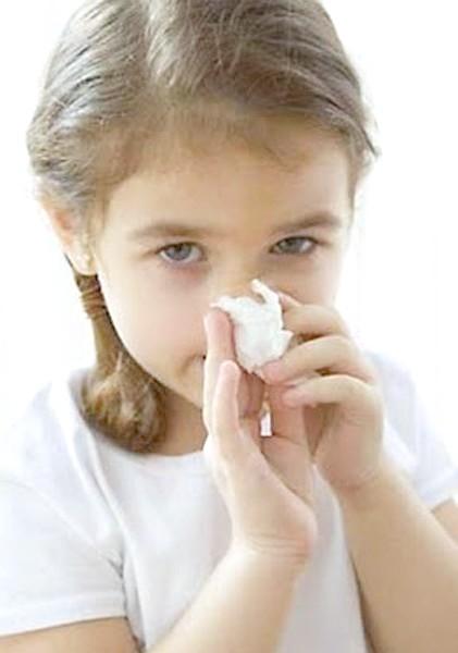 Як прочистити дитині ніс