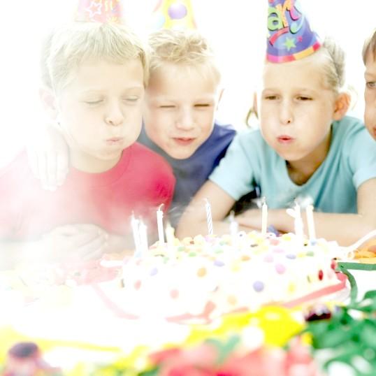 Як провести дитячий день народження у себе вдома
