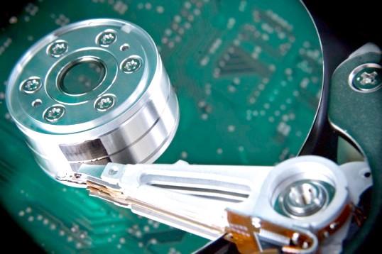 Як розібрати жорсткий диск