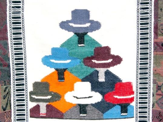 Вишитий килимок додасть кімнаті особливий затишок
