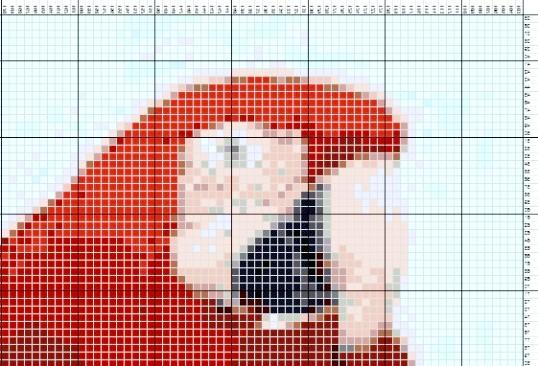 Як зробити з фото схему