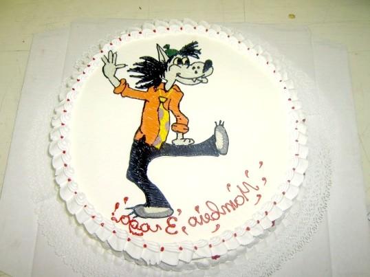 Як прикрасити торт для дитини