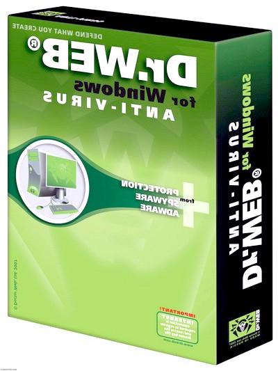 Як встановити антивірус доктор веб