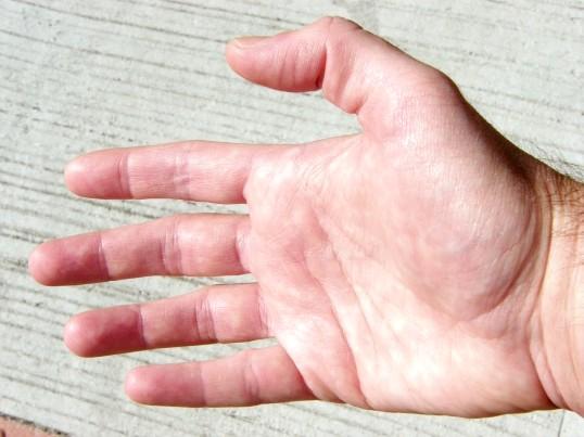 Як дізнатися по руці, скільки буде дітей