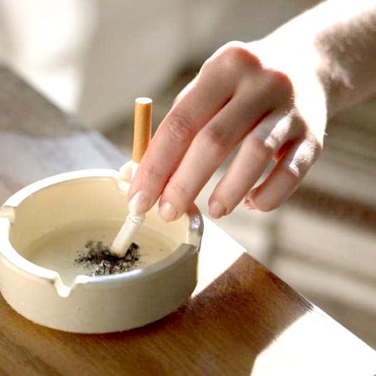 Як виводити нікотин з організму