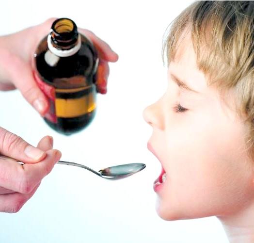 Як вивести мокроту у дітей
